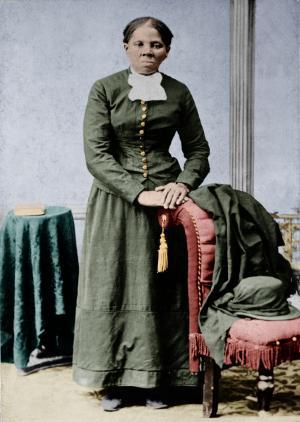 image of harriet tubman