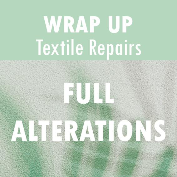 Text Reads: Full Repairs