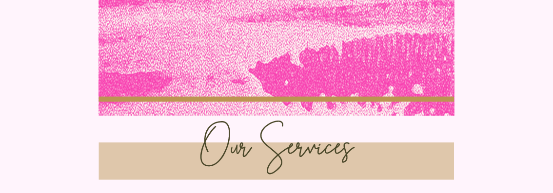 Text Reads: Services