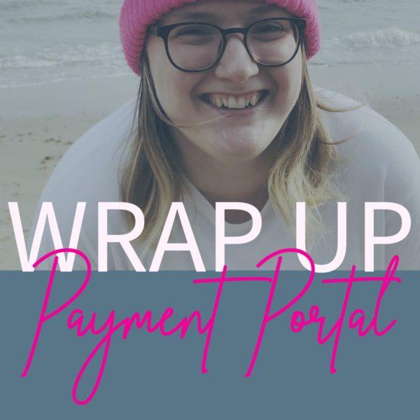 Wrap Up Payment Portal